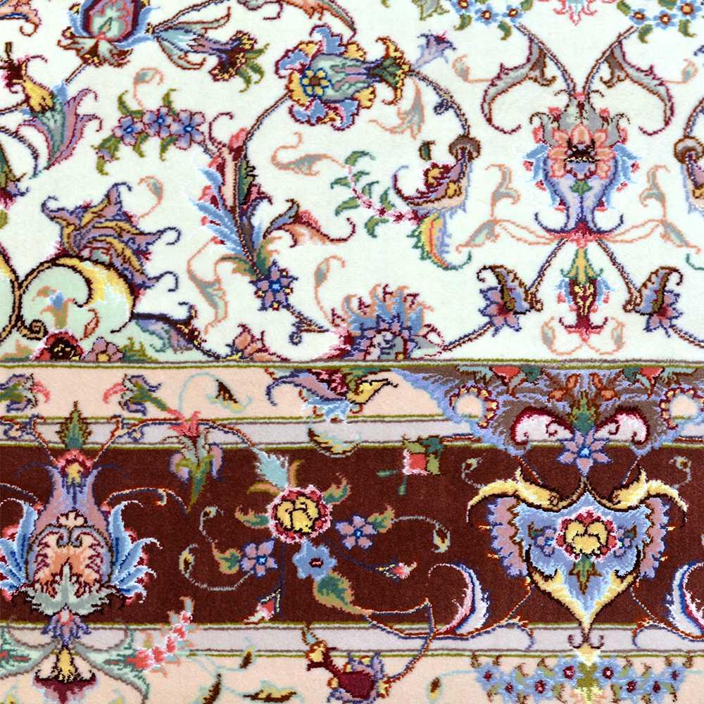 فرش دستباف ۶ متری جفت طرح سرداری علیا 20085،خرید آنلاین،فروشگاه اینترنتی آف تپ