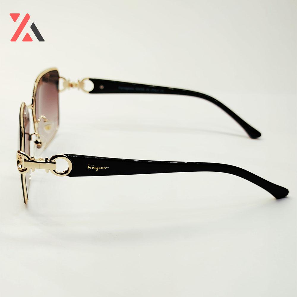 عینک آفتابی زنانه Salvatore Ferragamo کد 2010، فروشگاه اینترنتی آف تپ