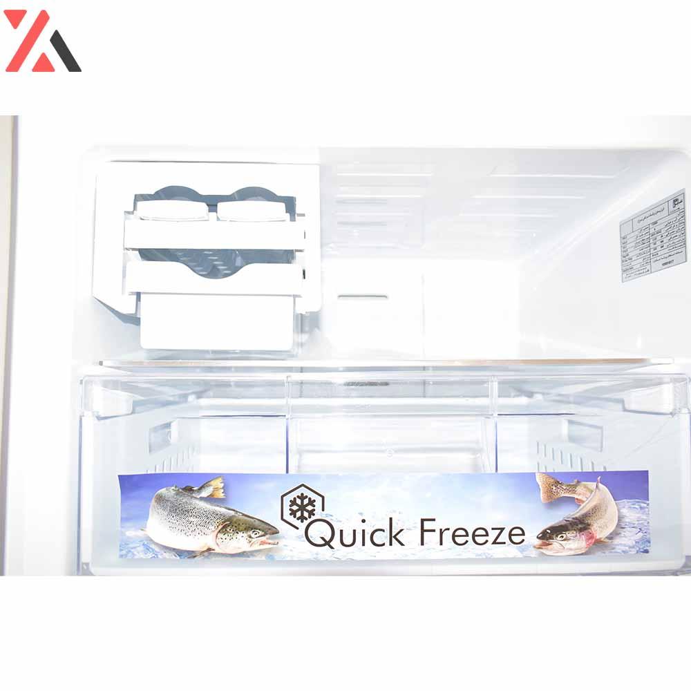 یخچال فریزر دوقلوی سایلون مدل R2065