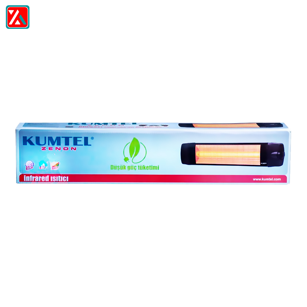 بخاری برقی تابشی 2500 وات کامتل مدل CX-25