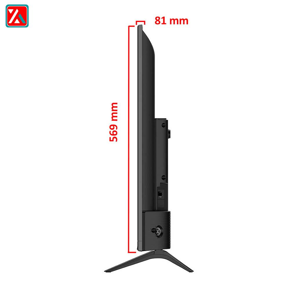 تلویزیون ال ای دی ایکس ویژن مدل 43XK580 سایز 43 اینچ، فروشگاه اینترنی آف تپ