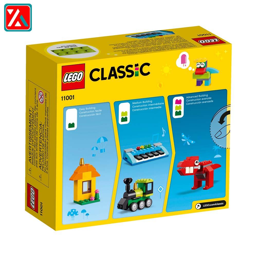لگو سری Classic کد 11001،فروشگاه اینترنتی آف تپ