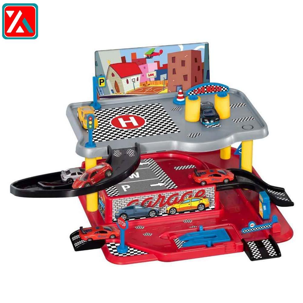 کیت ماشین بازی دد طرح گاراژ کد Play Set 03067،فروشگاه اینترنتی آف تپ