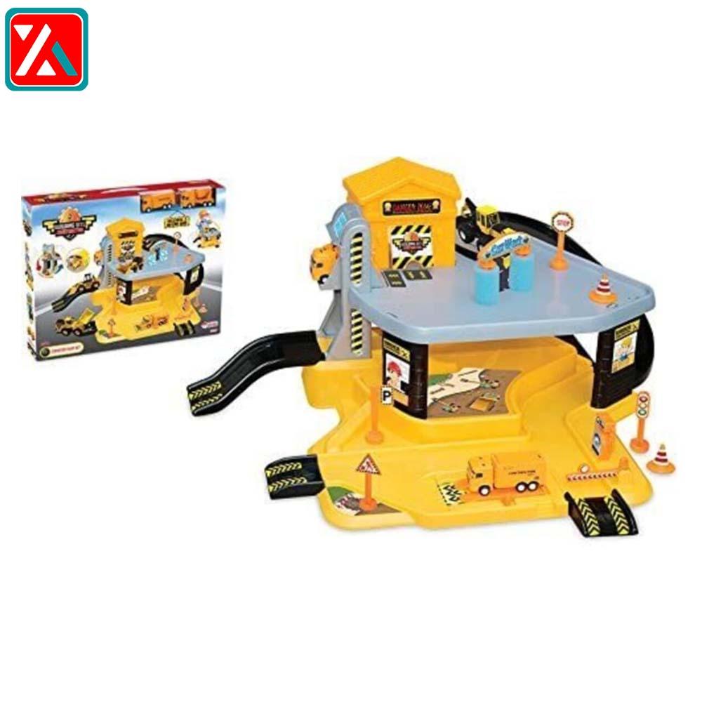 ست ساخت و ساز همراه با ۲ ماشین سری خلاقیت دد03338