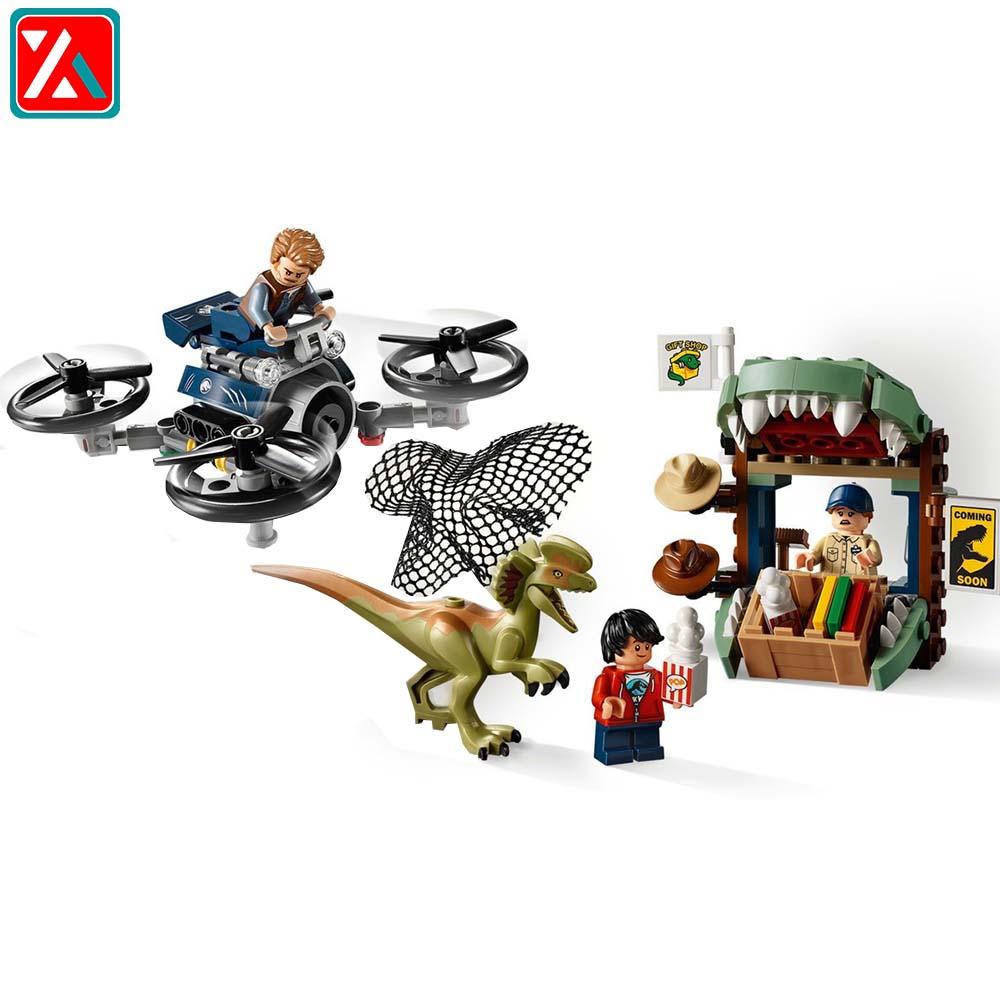 لگو سری پارک ژوراسیک مدل Jurassic World 75934 ،فروشگاه اینترنتی آف تپ