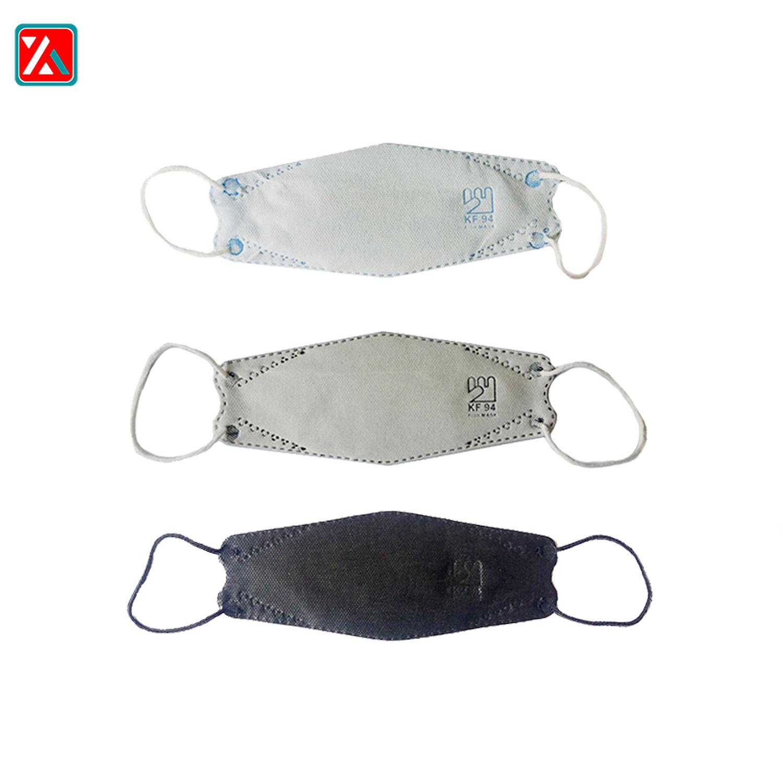 ماسک پنج لایه سه بعدی مدل 3D-KF94 فست ماسک - پک 10 عددی، فروشگاه اینترنتی آف تپ