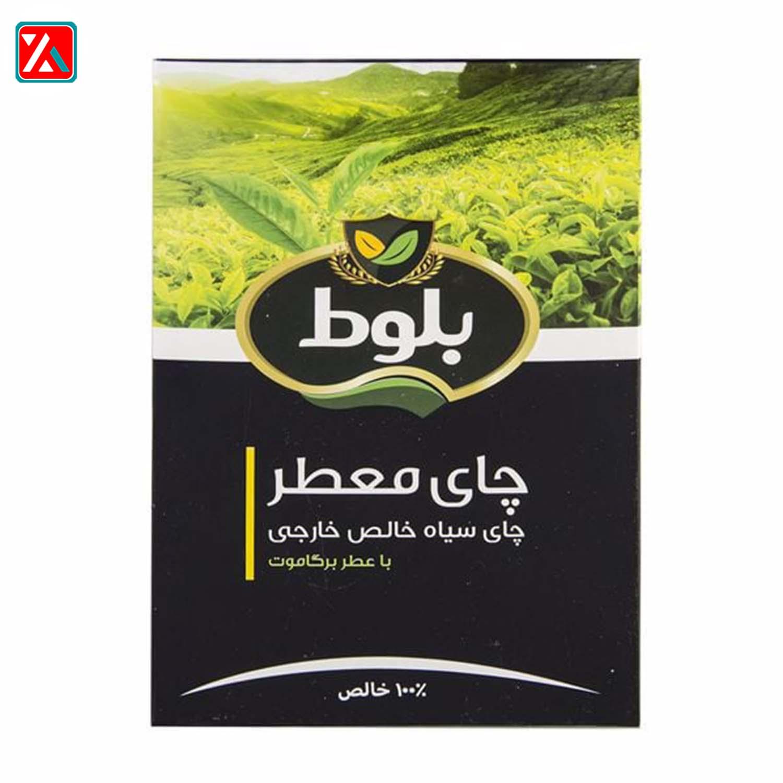 چای سیاه لوز معطر بلوط 450 گرم،فروشگاه اینترنتی آف تپ