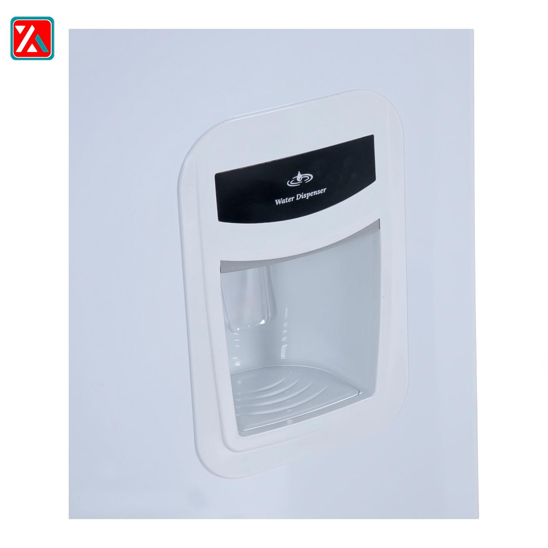 یخچال فریزر دوقلوی پارس نوفراست مدل بوران با آبسردکن PFN16634EW - PRN17632EW/W، فروشگاه اینترنتی اف تپ
