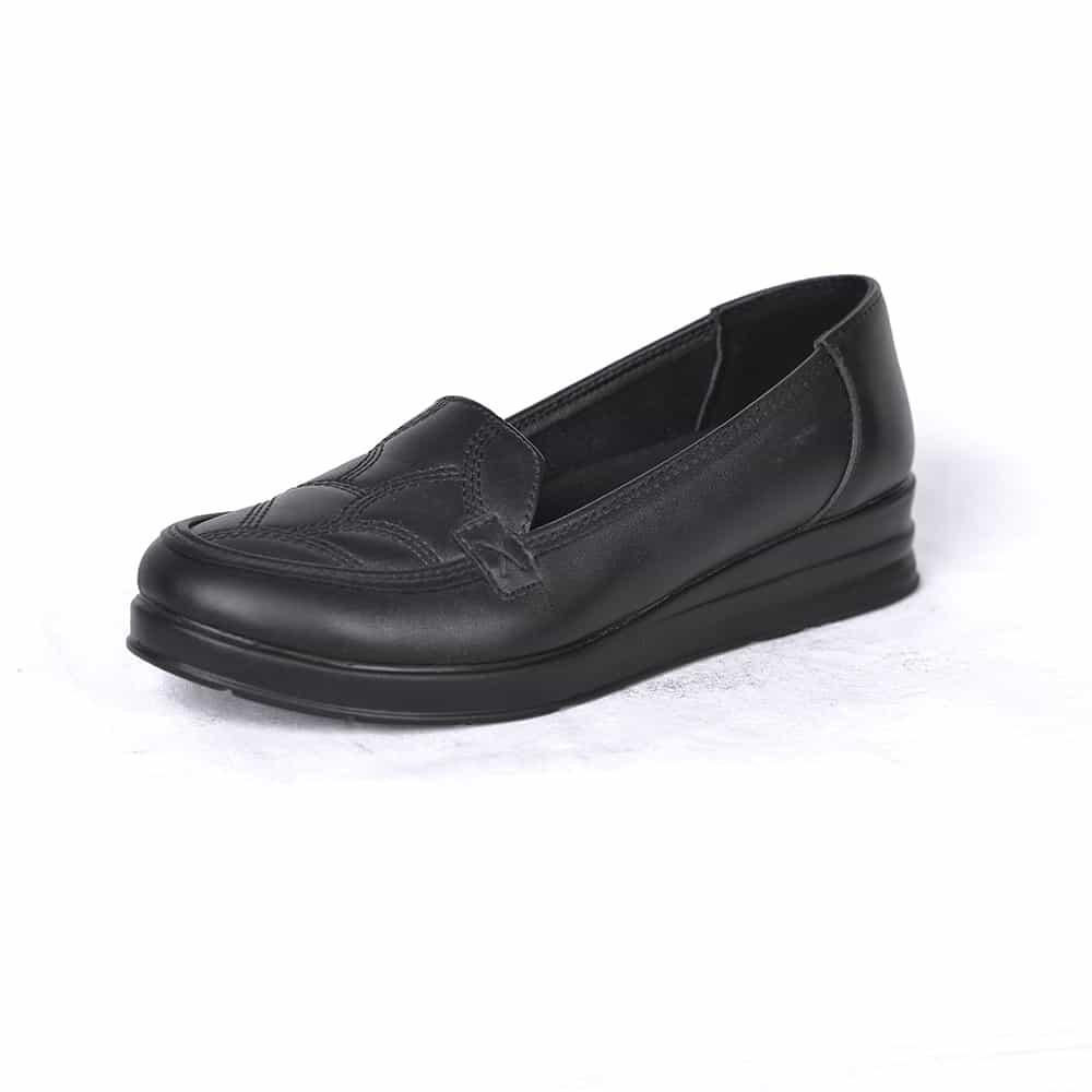 کفش راحتی زنانه لژدار کد 1130، خرید آنلاین، فروشگاه اینترنتی آف تپ