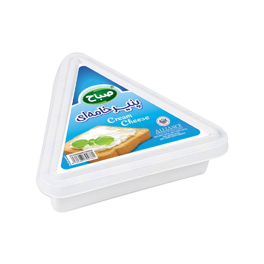 پنیر خامه ای سه گوش صباح، خرید آنلاین، فروشگاه اینترنتی آف تپ