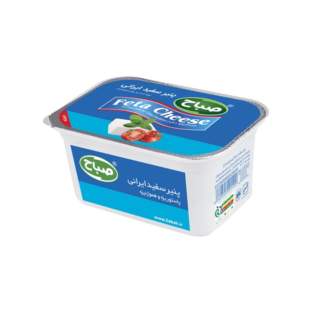 پنیر سفید ایرانی صباح 400 گرمی، خرید آنلاین، فروشگاه اینترنتی آف تپ