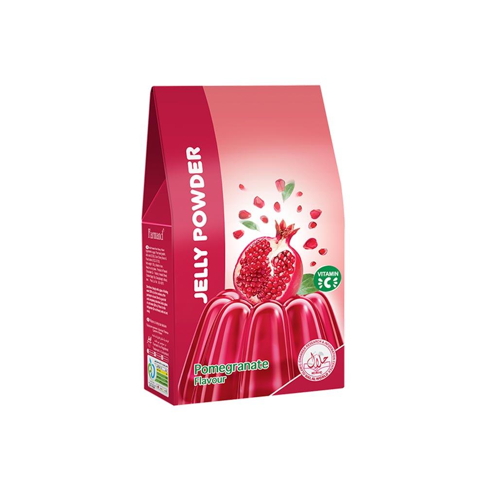 پودر ژله انار فرمند 100 گرمی، فروشگاه اینترنتی آف تپ