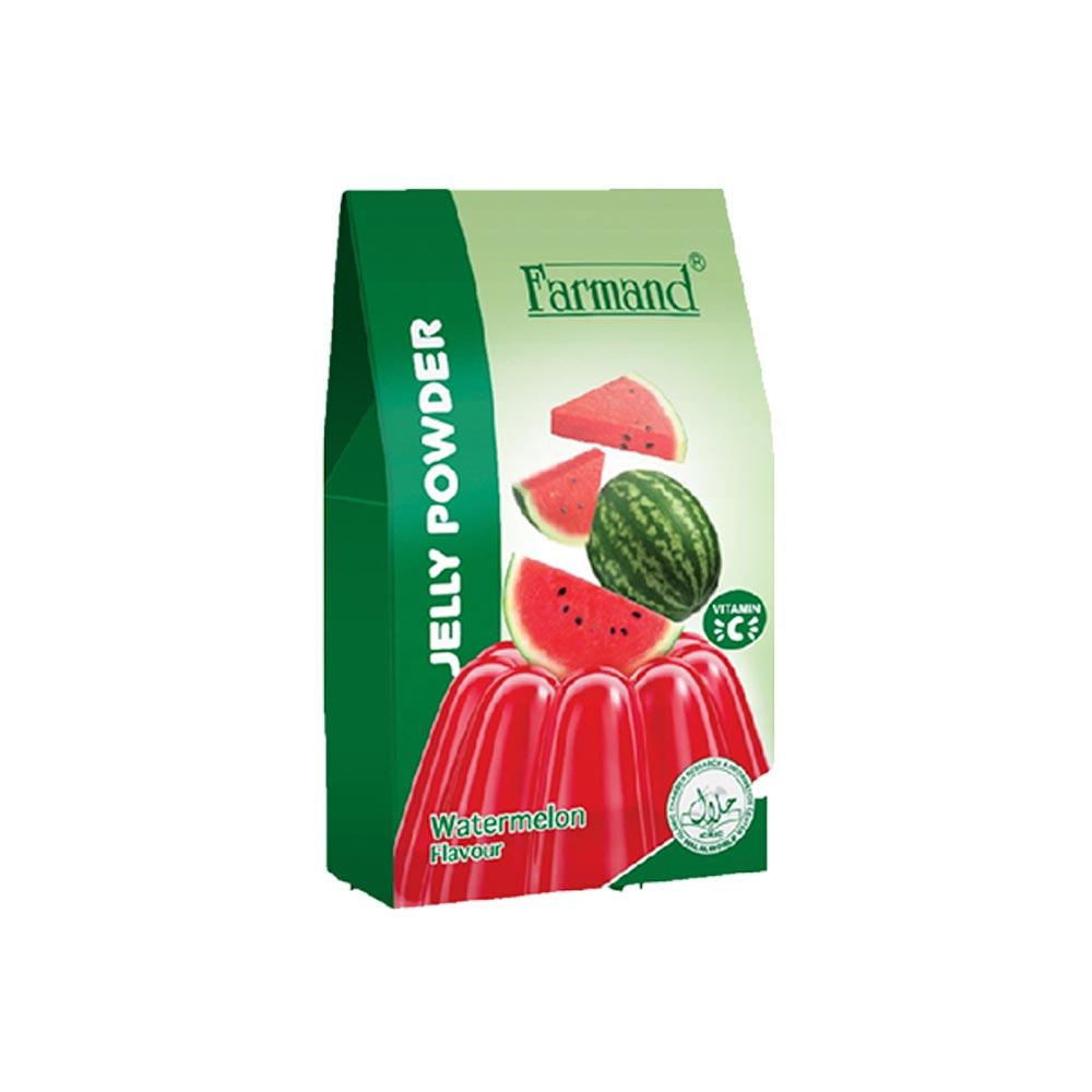 پودر ژله هندوانه فرمند 100 گرمی، فروشگاه اینترنتی آف تپ