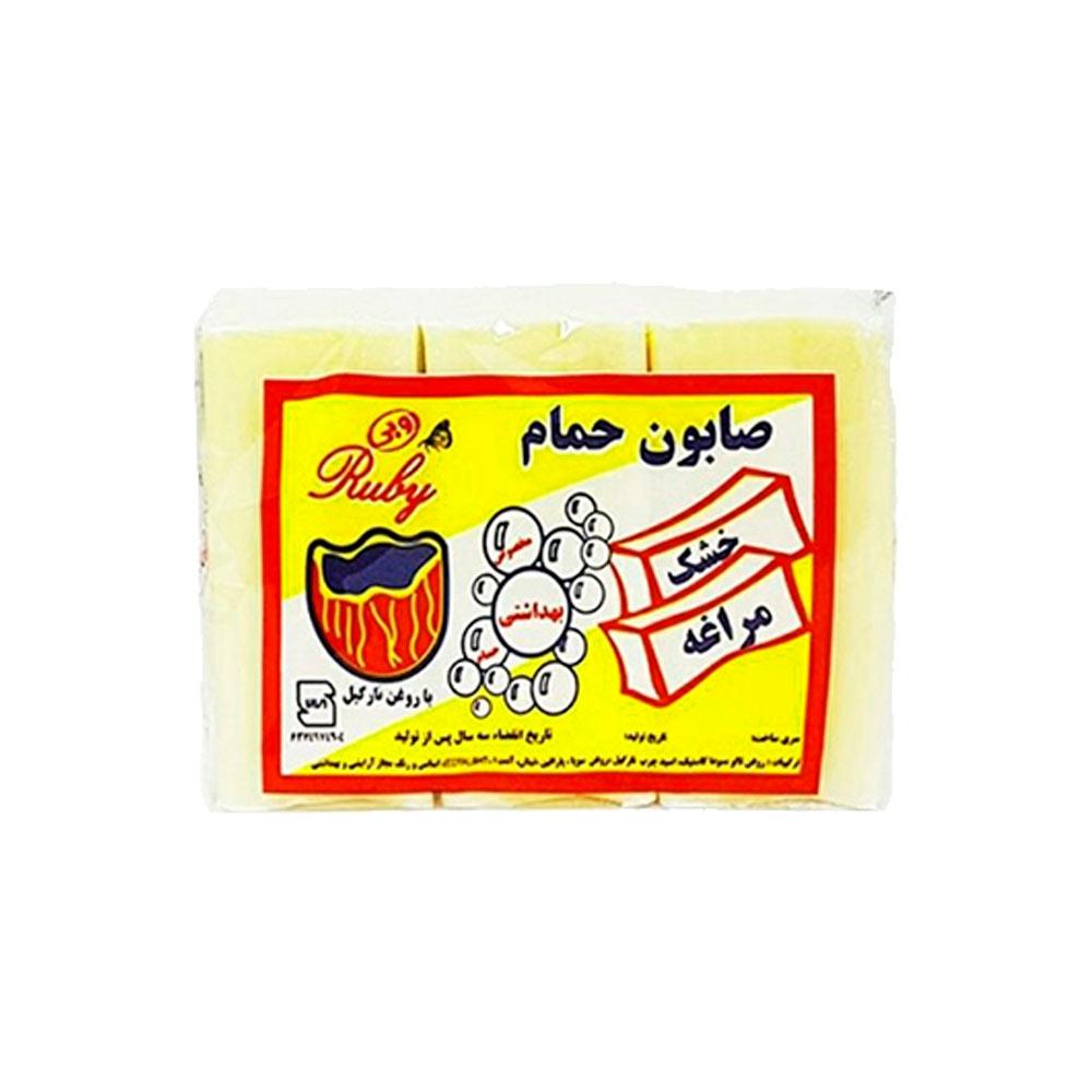 صابون حمام روبی(خشک مراغه)، فروشگاه اینترنتی آف تپ