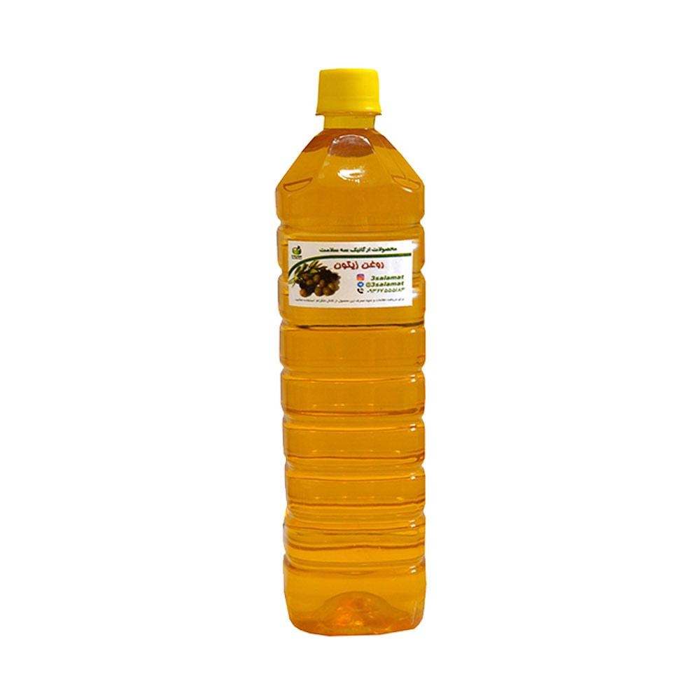 روغن زیتون سه سلامت مقدار 1 لیتر، فروشگاه اینترنتی آف تپ