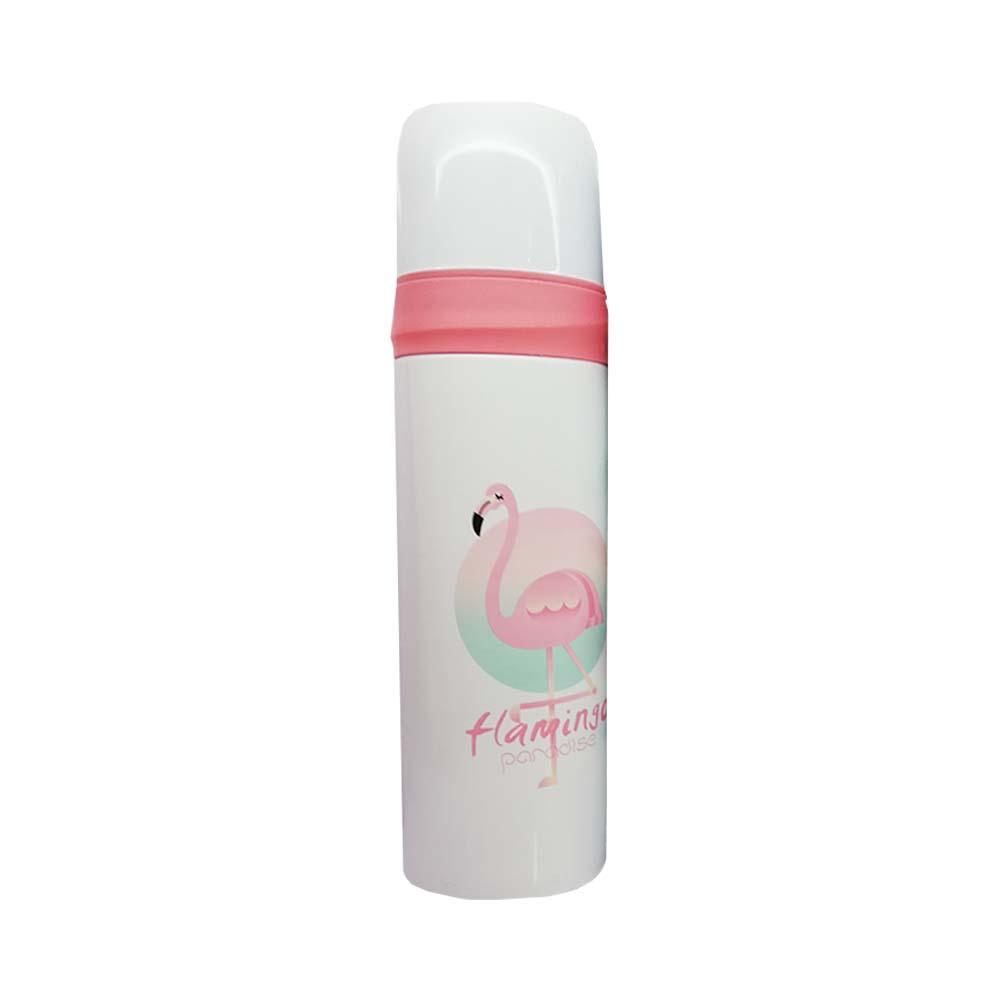 فلاسک مدل طرح flamingo با ابعاد 25 سانتی متر کد06، فروشگاه اینترنتی آف تپ