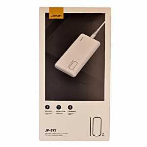پاوربانک جوووی مدل JP-197، فروشگاه اینترنتی، فروشگاه آنلاین آف تپ