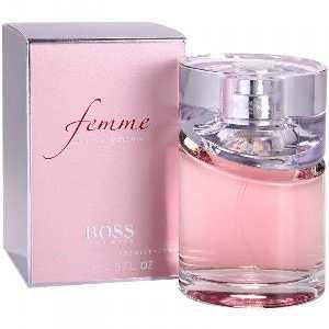 ادو پرفیوم زنانه هوگو باس مدل Femme By Boss حجم 75 میلی لیتر،خرید آنلاین،فروشگاه اینترنتی آف تپ