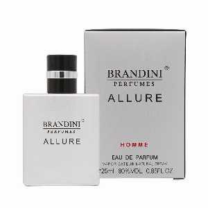 ادوپرفیوم مردانه برندینی Brandini مدل Allure حجم 25 میلیلیتر،خرید آنلاین،فروشگاه اینترنتی آف تپ