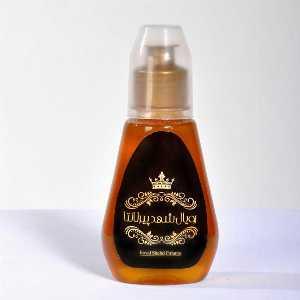 عسل مسافرتی پمپی شهد رویال مقدار 200 گرم، فروشگاه اینترنتی آف تپ