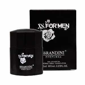 ادو پرفیوم جیبی مردانه برندینی مدل Xs For Men حجم 25 میلی لیتر،خرید آنلاین،فروشگاه اینترنتی آف تپ