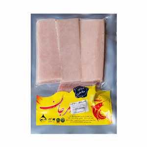 استيك ماهي راشكو بدون استخوان وزن ٥٠٠ گرم، فروشگاه اینترنتی آف تپ