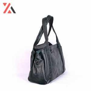 کیف دستی زنانه مدل دسته بافت کد5015، خریدآنلاین، فروشگاه اینترنتی آف تپ