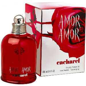 ادو تویلت زنانه کاشارل مدل Amor Amor حجم 100 میلی لیتر،خرید آنلاین،فروشگاه اینترنتی آف تپ