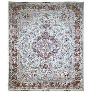 فرش دستباف 6 متری جفت خطیبی کد 20078،خرید آنلاین،فروشگاه اینترنتی آف تپ