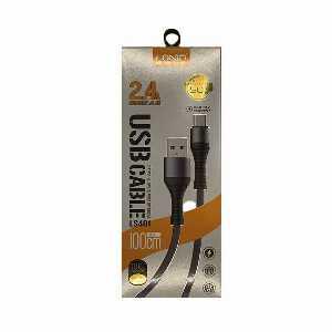 کابل USB الدینیو  مدل LS401، خرید آنلاین، فروشگاه اینترنتی آف تپ