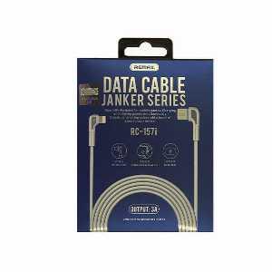 کابل USB ریمکس مدل RC-157I، خرید آنلاین، فروشگاه اینترنتی آف تپ