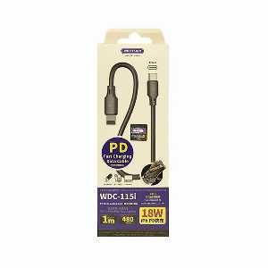 کابل USB دبلیو کی مدل WDC-115I، خرید آنلاین، فروشگاه اینترنتی آف تپ