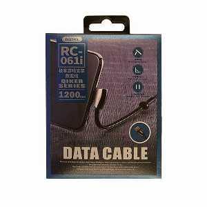 کابل USB ریمکس مدل RC-061I، خرید آنلاین، فروشگاه اینترنتی آف تپ
