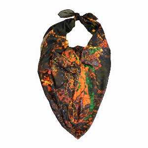روسری دست دوز نخی برندRamila طرح کندو،خرید آنلاین،فروشگاه اینترنتی آف تپ
