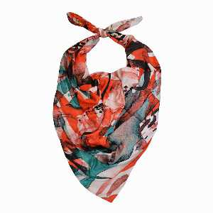 روسری زنانه برند Ramila طرح رنگی،خرید آنلاین،فروشگاه اینترنتی آف تپ