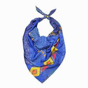روسری دست دوز نخی برند Ramila طرح لانکوم،خرید آنلاین،فروشگاه اینترنتی آف تپ