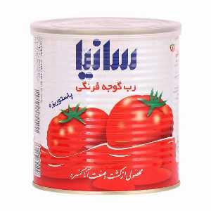 رب گوجه فرنگی سانیا ۸۰۰ گرمی، فروشگاه اینترنتی آف تپ