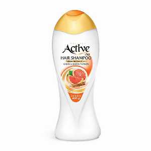 شامپو مو اکتیو مدل Orange Extract حجم 400 میلی لیتر، فروشگاه اینترنتی آف تپ