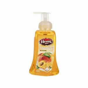 مایع دستشویی فوم هگزان مدل Peach حجم 500 میلی لیتر، فروشگاه اینترنتی آف تپ