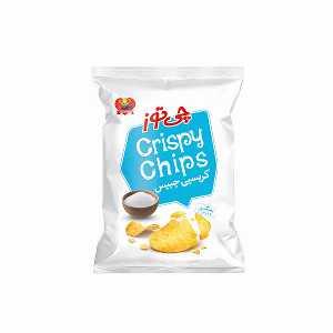 چیپس با طعم نمک دریایی چی توز مقدار 60 گرم، فروشگاه اینترنتی آف تپ