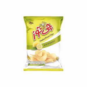 چیپس لیمویی چی توز مقدار 60 گرم، فروشگاه اینترنتی آف تپ