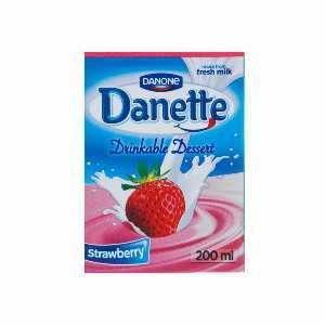 دسر نوشیدنی توت فرنگی دنت حجم 0.2 لیتر،خریدآنلاین، فروشگاه اینترنتی آف تپ