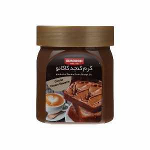 کرم کنجد کاکائو سیمرغ وزن 350 گرم، خرید آنلاین، فروشگاه اینترنتی آف تپ