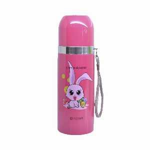فلاسک کودک طرح خرگوش کد 0080، خرید آنلاین، فروشگاه اینترنتی آف تپ