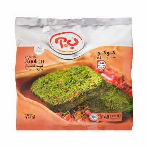 کوکو سبزی ب.آ مقدار 470 گرم، فروشگاه اینترنتی آف تپ