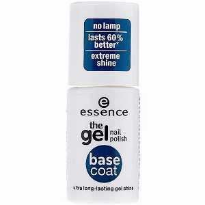 پایه لاک ناخن اسنس سری The Gel مدل Base Coat، فروشگاه اینترنتی آف تپ