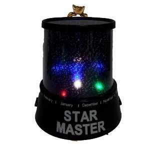 چراغ خواب طرح ستاره star master، فروشگاه اینترنتی آف تپ