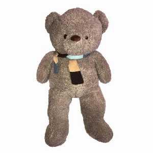 روسک طرح خرس با شال گردن کد 01، فروشگاه اینترنتی آف تپ