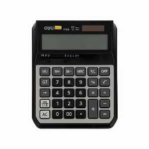 ماشین حساب دلی مدل M00820 ، فروشگاه اینترنتی آف تپ