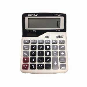 ماشین حساب کاتیگا مدل CD-2420 ، فروشگاه اینترنتی آف تپ